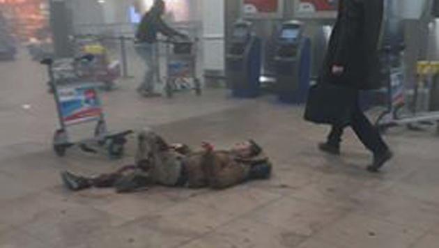 Mann überlebte Terror in Brüssel, Paris und Boston (Bild: AP)