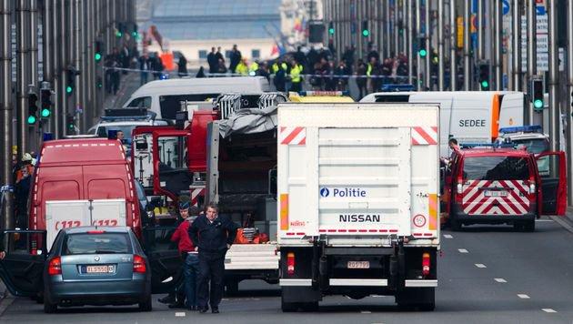 Baut das Bombenhirn schon n�chste H�llenmaschinen? (Bild: APA/AFP/BELGA/LAURIE DIEFFEMBACQ)
