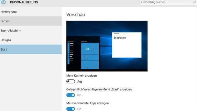So bekommen Sie Windows 10 werbefrei (Bild: krone.at)