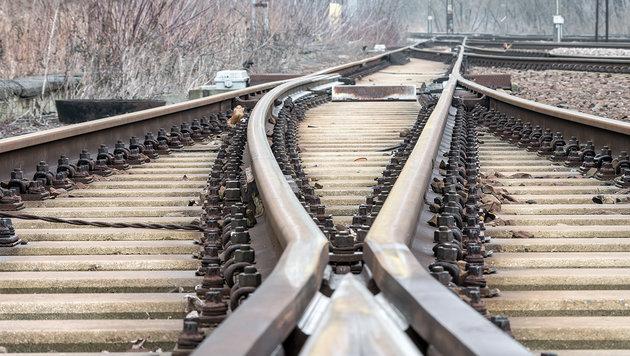 Deutschland: Diebe stehlen 25 Tonnen Bahnschienen (Bild: thinkstockphotos.de (Symbolbild))