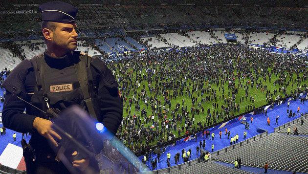 Es bleibt abzuwarten, inwiefern die jüngsten Terror-Anschläge die Planungen der EM beeinflussen. (Bild: AFP)
