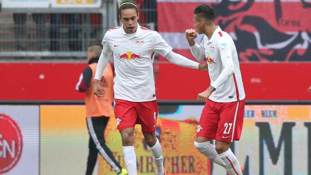 Grippewelle legt RB Leipzig lahm - kein Training! (Bild: APA/dpa/Daniel Karmann)