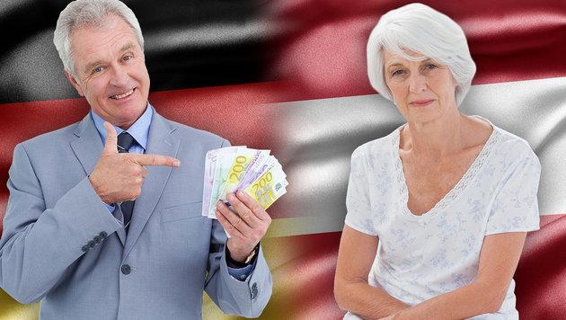 Koalitionsstreit über Zuverdienst bei Pensionisten (Bild: thinkstockphotos.de)
