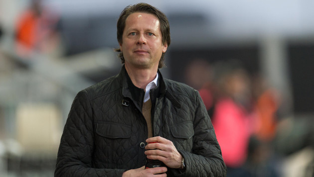 Peter Schöttel bleibt Grödig-Trainer! (Bild: APA/DIETMAR STIPLOVSEK)