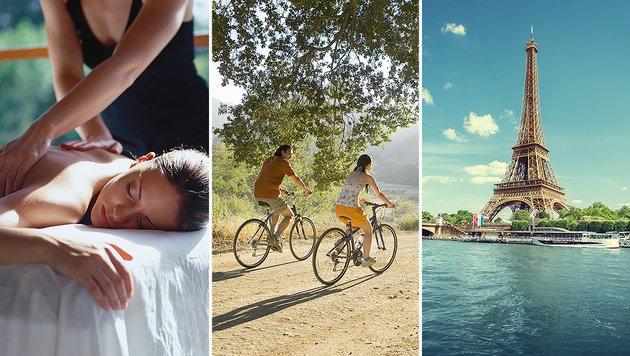 Welche Reisen im Frühjahr besonders toll sind (Bild: thinkstockphotos.de)
