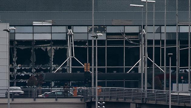 Blutbad in Brüssel: Rache-Terror im Herzen Europas (Bild: APA/AFP/BELGA/JONAS ROOSENS)
