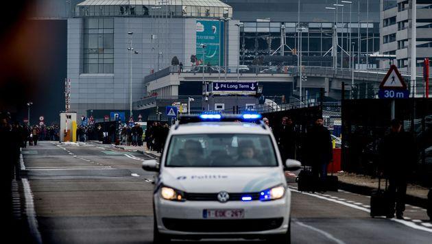Baut das Bombenhirn schon n�chste H�llenmaschinen? (Bild: APA/AFP/Belga/JONAS ROOSENS)