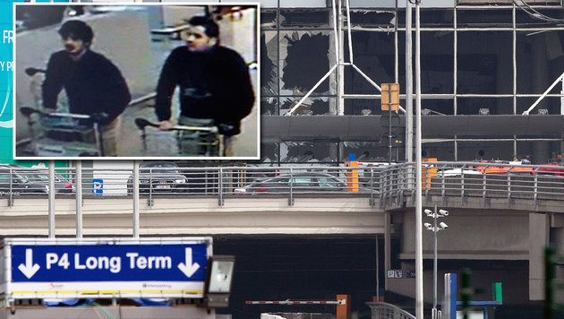 Auch die Attentäter von Brüssel verwendeten TATP. (Bild: APA/AFP/BELGIAN FEDERAL POLICE, ASSOCIATED PRESS)