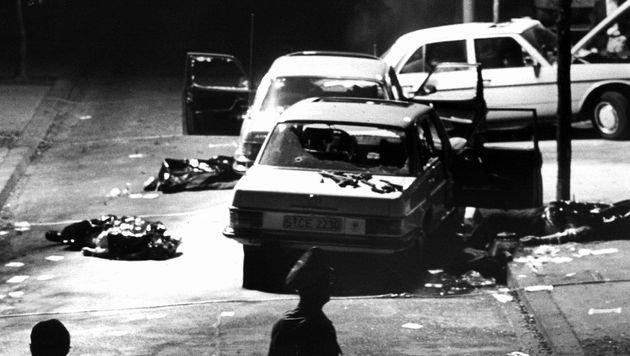 Die RAF entführte und ermordete 1977 den deutschen Arbeitgeberpräsident Hanns-Martin Schleyer. (Bild: dpa)