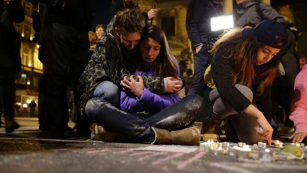 Die Attentate von Brüssel am 22. März forderten 32 Menschenleben. (Bild: APA/AFP/KENZO TRIBOUILLARD)