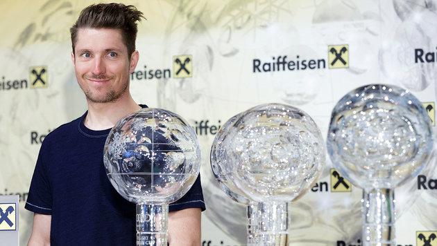 """Hirscher bereit für Fanansturm? """"Bin urlaubsreif"""" (Bild: APA/GEORG HOCHMUTH)"""