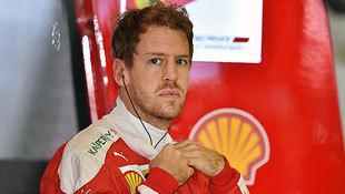 Wird Vettel ausgerechnet an seinem 30er bestraft? (Bild: AFP)