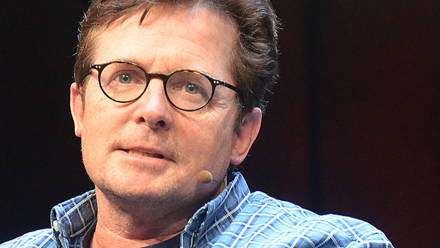 Michael J. Fox auf der Comic Con 2016 (Bild: Viennareport)