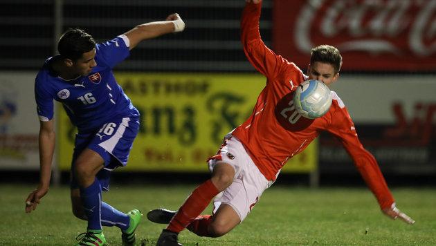 ÖFB-U19-Auswahl startet mit 3:1-Sieg in EM-Quali (Bild: GEPA)