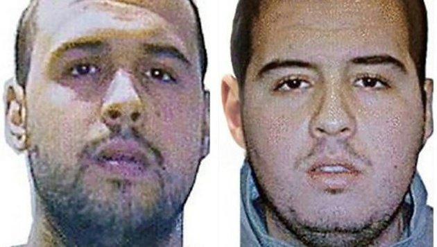 Atars Cousins, die El-Bakraoui-Brüder (Bild: AFP)