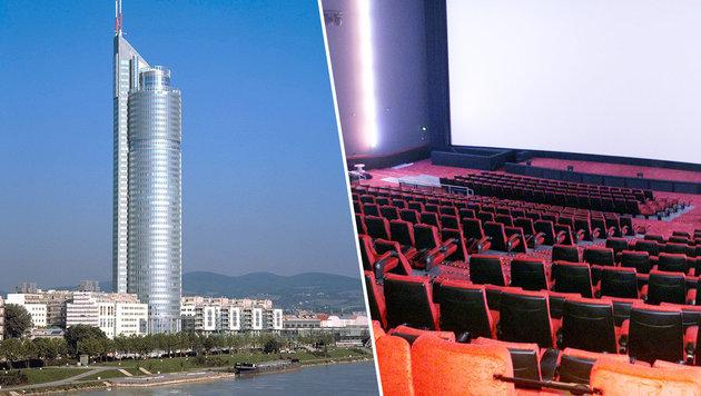 In einem Kinosaal der Millennium City kam es zum Cobra-Einsatz. (Bild: Mpc Capital, Klemens Groh)