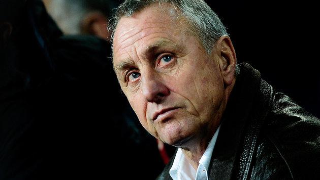 Fußball-Legende Johan Cruyff gestorben (Bild: ASSOCIATED PRESS)