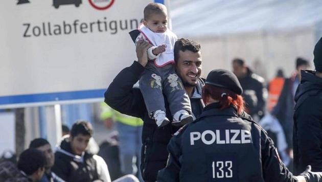 """Vergangenes Jahr haben """"nur"""" rund 700 Flüchtlinge einen positiven Asylbescheid erhalten. (Bild: Markus Tschepp)"""