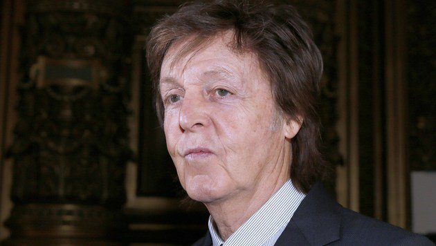 "Paul McCartney spielt in ""Fluch der Karibik 5"" mit (Bild: APA/AFP/Patrick Kovarik)"