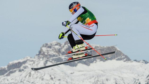 Steirer Siebenhofer holte bei Junioren-WM Gold (Bild: GEPA)