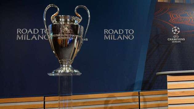 UEFA bastelt offenbar an Champions-League-Reform (Bild: AFP)