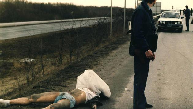 Der getötete Attentäter (Bild: APA)