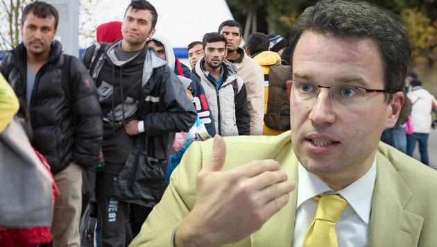 Ein-Euro-Jobs für Asylwerber: AMS-Chef skeptisch (Bild: dpa, APA/HANS KLAUS TECHT)