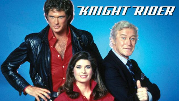 """Hasselhoff will mit """"Knight Rider"""" ins Kino (Bild: NBC)"""