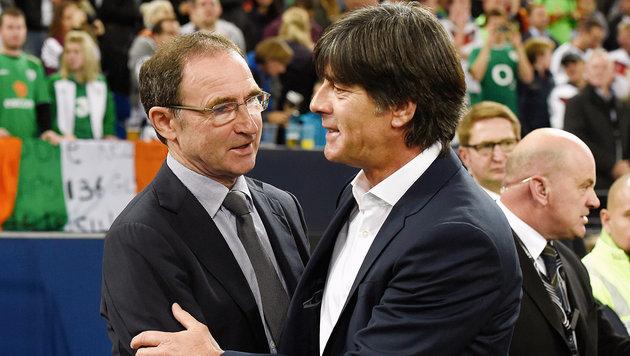 Irland-Coach sorgt mit Macho-Spruch für Aufregung (Bild: GEPA)
