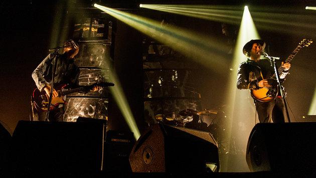 Libertines: Rock'n'Roll mit clownesker Attitüde (Bild: Andreas Graf)