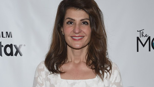 Nia Vardalos (Bild: APA/AFP/GETTY IMAGES/Dimitrios Kambouris)