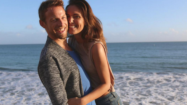 Das ist die neue Freundin von Formel-1-Star Jenson Button: das Model Brittny Ward. (Bild: instagram.com)