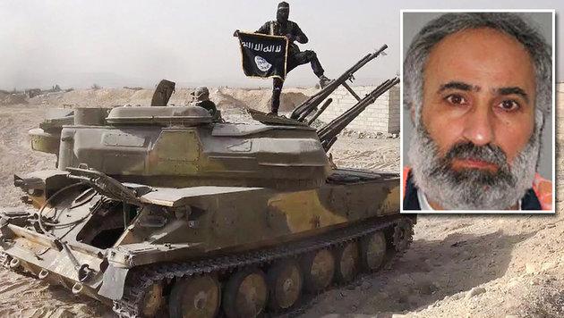 """US-Streitkräfte töteten """"Finanzminister"""" des IS (Bild: AP, AFP)"""