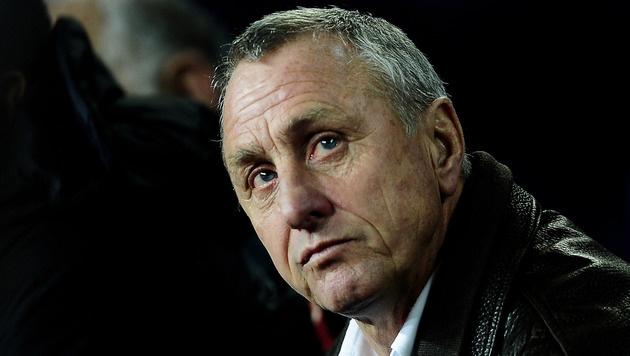 Amsterdam ehrt Johan Cruyff: Arena wird umbenannt! (Bild: AP)