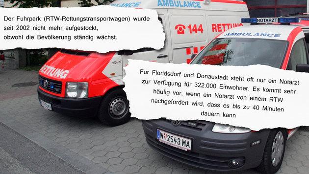Kritikpunkte: Lange Fahrzeiten, Fuhrpark nicht erweitert (Bild: Andi Schiel)