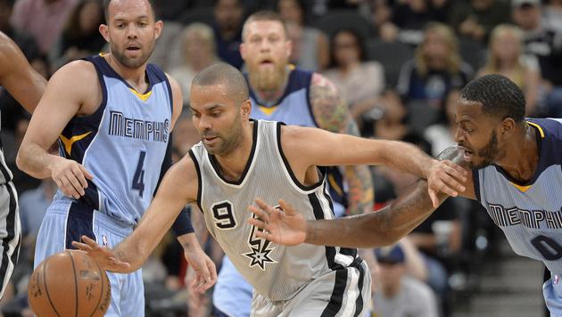 Spurs egalisieren Bestmarke: 37. Saison-Heimsieg (Bild: AP)