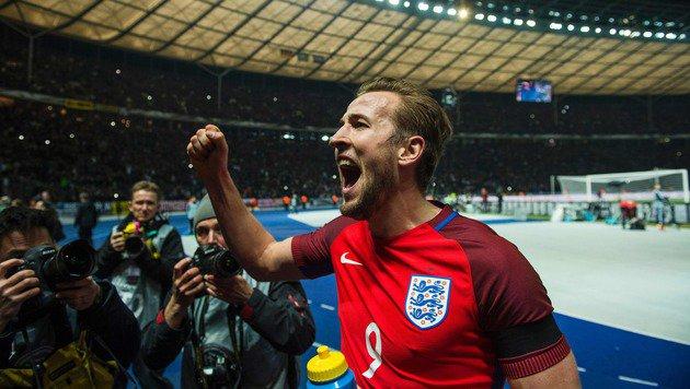 Super-Fersler treibt England zum Wunder von Berlin (Bild: APA/AFP/ODD ANDERSEN)