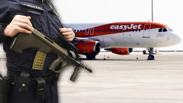 Terroralarm in Wien: Ministerium gibt Entwarnung (Bild: APA/HELMUT FOHRINGER, APA/AFP/IAKOVOS HATZISTAVROU (Symbolbild))