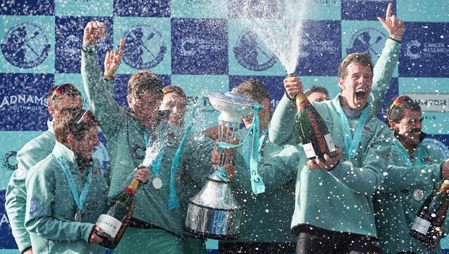 Clemens Auersperg schreibt Sportgeschichte (Bild: AFP)