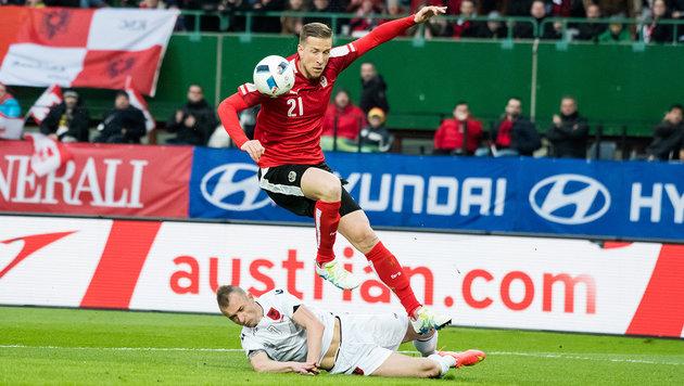 """Janko: """"Es tut immer gut zu gewinnen"""" (Bild: Andreas Graf)"""
