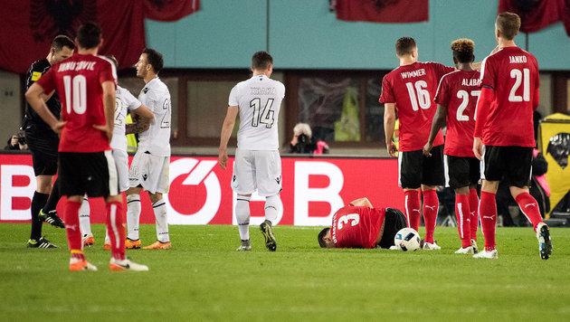 ÖFB-Team triumphiert im ersten EURO-Testspiel (Bild: Andreas Graf)
