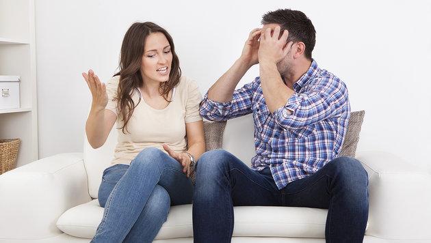 Richtig streiten und zusammen glücklich bleiben (Bild: thinkstockphotos.de)
