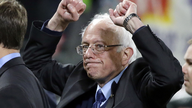 Sanders-Triumphe in Washington, Alaska und Hawaii (Bild: ASSOCIATED PRESS)