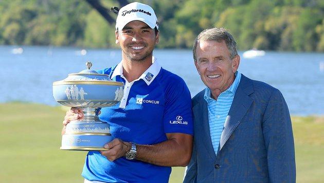 Golf: Jason Day gewinnt Match Play Championship (Bild: APA/AFP/GETTY IMAGES/DAVID CANNON)