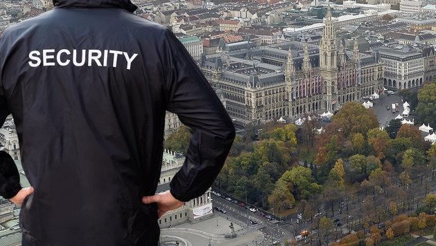 ÖVP fordert: Wiener Rathaus soll sicherer werden (Bild: thinkstockphotos.de)