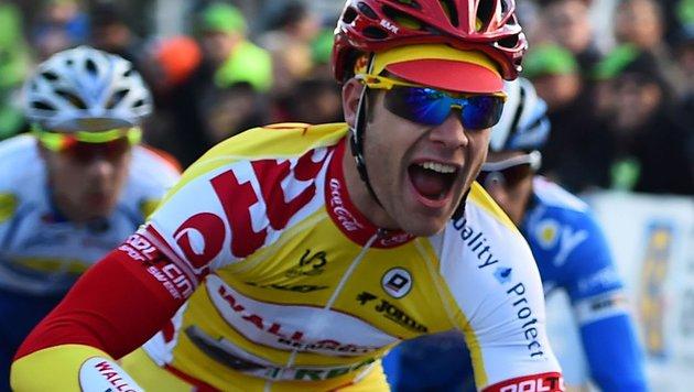 Antoine Demoitie (Bild: APA/AFP/ANNE-CHRISTINE POUJOULAT)