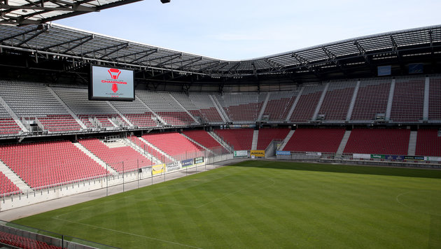 Supercup: Klagenfurt setzte sich gegen Wien durch (Bild: GEPA)