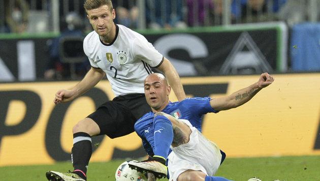 Deutschland zerlegt Angstgegner Italien mit 4:1 (Bild: AP)