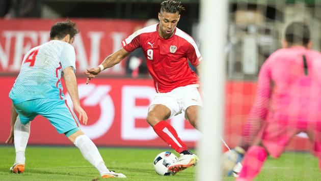"""Koller: """"Können Fans nicht ins Stadion prügeln"""" (Bild: APA/GEORG HOCHMUTH)"""