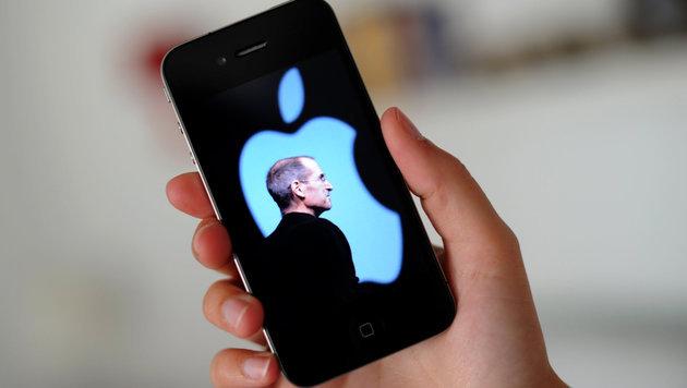 40 Jahre Apple: Vom Start-up zum Milliardenkonzern (Bild: dpa/Julian Stratenschulte)
